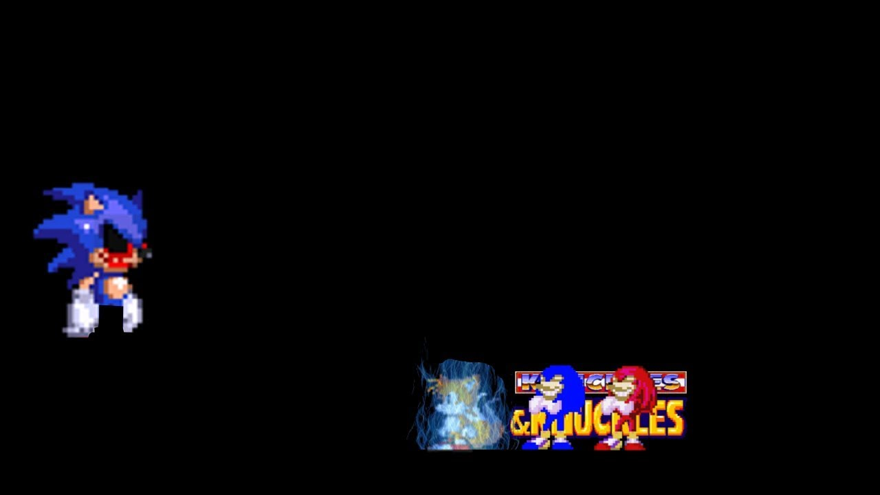 Sonic exe the spirits of hell playthrough #3