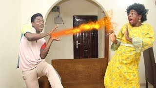 Download Mc Shem Comedian - Fire Prank On My African Mother | Mama Shem