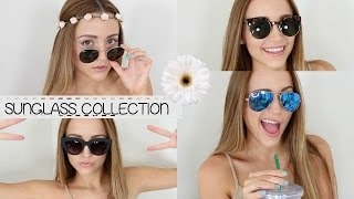 My Sunglass Collection | 2015