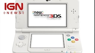 New Nintendo 3DS Coming to U.S. - IGN News