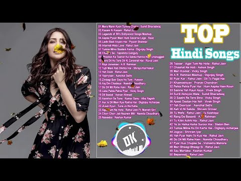 New Bollywood Songs 2018 - 2019 | Top 50 Hindi Songs 2019 (Trending Indian Music Videos)