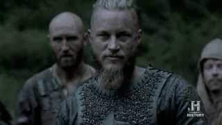 Vikings Battle