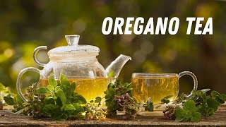 Oregano Tea – How To Make To Boost Immunity | Healthy Living Tips