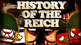 History of the REICH | Modern History of Germany(1933-1945) | COUNTRYBALLS