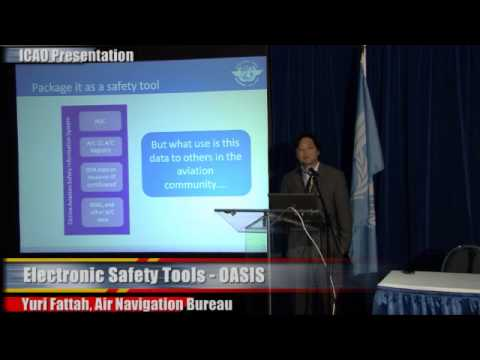 ICAO Safety Tools for States