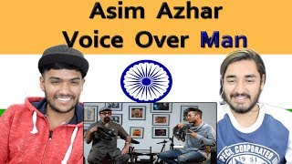 Indian reaction on Asim Azhar Interview | Voice Over Man | Swaggy d