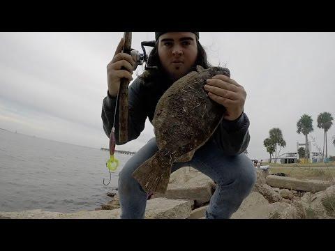 FLOUNDER RUN 2016 SEAWOLF PARK GALVESTON TX