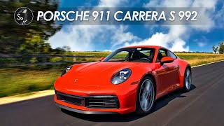 Porsche 911 Carrera S 992 | Technical Brain Damage