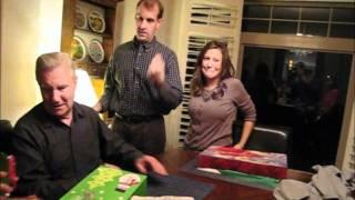 Surprise Thanksgiving Pregnancy Announcement!