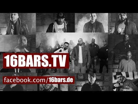 PA Sports feat. V.A. - Warum (Remix) // prod. by Joshimixu (16BARS.TV PREMIERE)