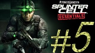 SPLINTER CELL ESSENTIALS PPSSPP PART 5.