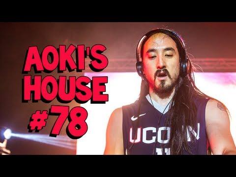 Aoki's House on Electric Area #78 - New Steve Aoki, Showtek, Felix Cartal, and more!