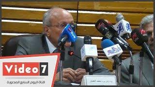وزير الإنتاج الحربى: نعمل على تطوير مزلقانات السكة الحديد