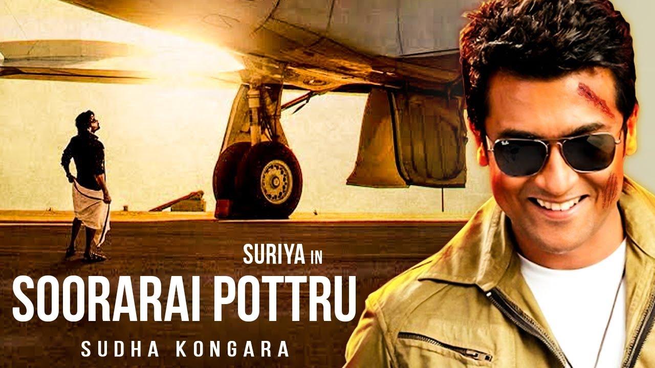 Soorarai Pottru Tamil 2020 Full Movie Download HD Free Leaked by Tamilrockers