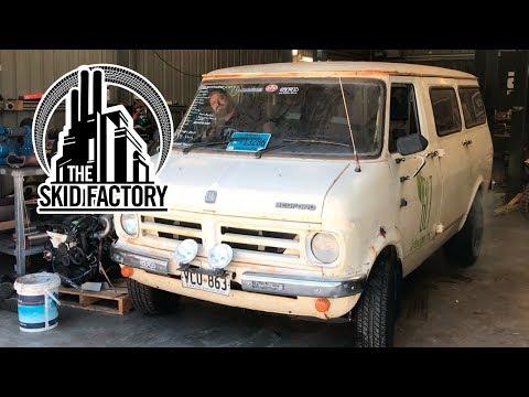 THE SKID FACTORY - Barra Powered Bedford Van [EP16]