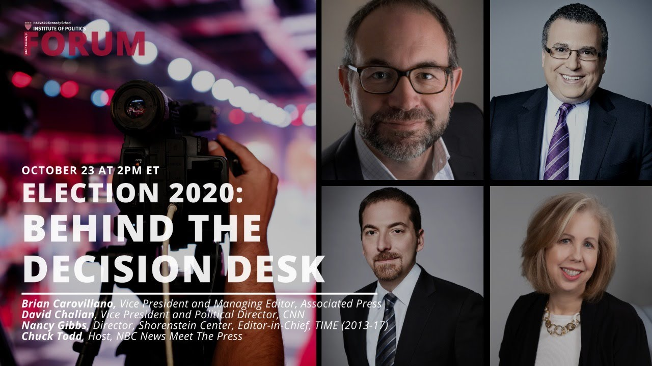 Decision Desk HQ Was First to Call the Election for Biden. What Is ...