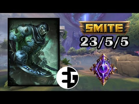 Your everyday SMITE site