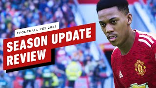 eFootball PES 2021 Season Update Review (Video Game Video Review)