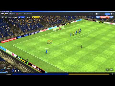 Football Manager 2013 | Arsenal Let's Play S03 E02 : Australia! (3D LIVE GAMEPLAY)