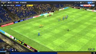 Football Manager 2013   Arsenal Let's Play S03 E02 : Australia! (3D LIVE GAMEPLAY)