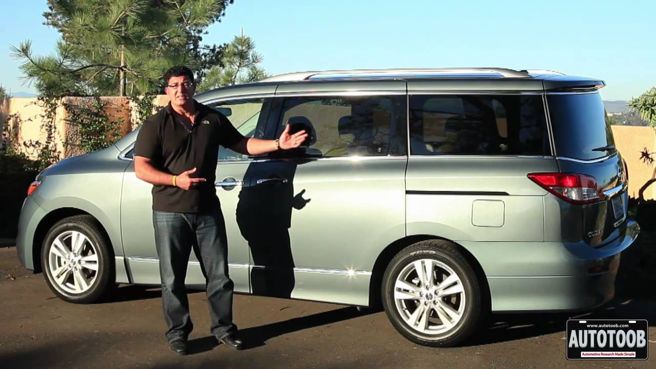 2011 nissan quest review youtube. Black Bedroom Furniture Sets. Home Design Ideas
