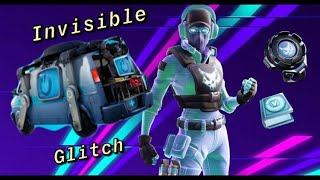 BREAKING POINT INVISIBLE GLITCH (fr) Fortnite Fortnite