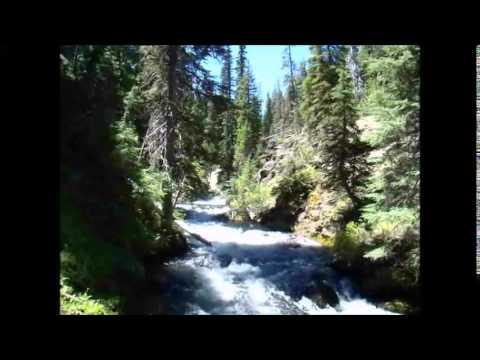 Tumalo Falls and North Fork Trail