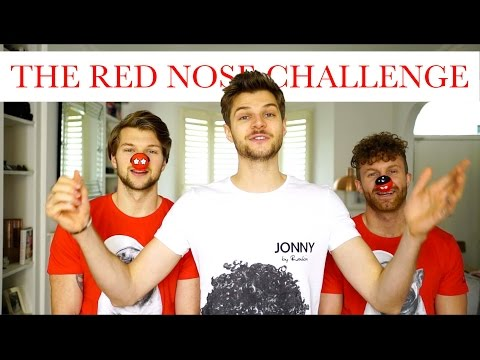 THE RED NOSE CHALLENGE! #REDOUT
