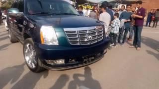 Cadillac Escalade At Auto Festival