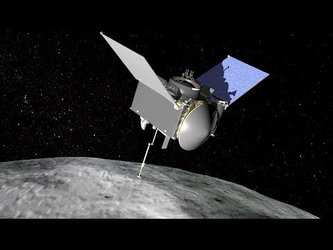 OSIRIS-Rex Asteroid Sample Return Probe Slingshot Earth Flyby - NASA TV Live Mirror part 2