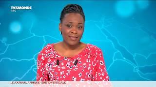 Le Journal Afrique du vendredi 13 décembre 2019 - Edition spéciale présidentielle en Algérie