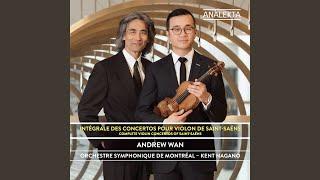 Violin Concerto No. 3 in B Minor, Op. 61: III. Molto moderato e maestoso – Allegro non troppo
