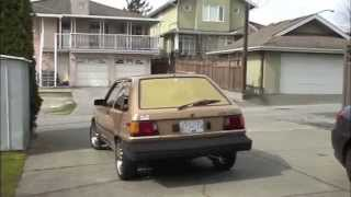 An In-Depth Look At My 1985 Toyota Tercel