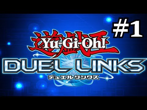 Yu-Gi-Oh! Duel Links - PC (Part 1)