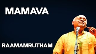 Mamava - Vijaya Shiva (Album: Raamamrutham - Vijaya Shiva)