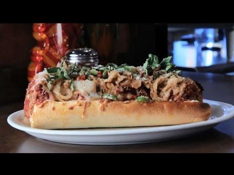How to Make a Meatball Grinder | Sandwich Recipe | Allrecipes.com