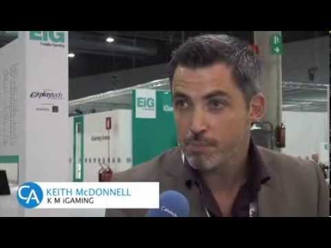 Keith McDonnell on Asian Sports Betting Market