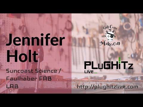 Suncoast Science  Faulhaber FAB LAB @ Gulf Coast MakerCon 2015