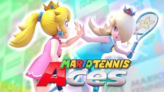 HWSQ #171 - GIRLPOWER ● Let's Play Mario Tennis Aces