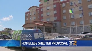 Controversy Over Homeless Shelter