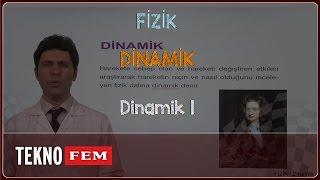 YGS-LYS FİZİK - Dinamik 1