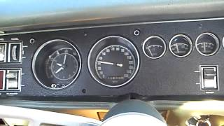 1969 Dodge Charger Speed Trip 0-100km/h
