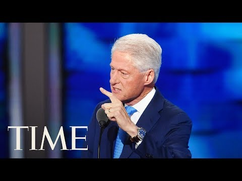 Bill Clinton's Keynote Speech At 2017 InterAction Forum In Washington D.C. | TIME