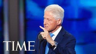 Bill Clinton's Keynote Speech At 2017 InterAction Forum In Washington D.C. | TIME thumbnail