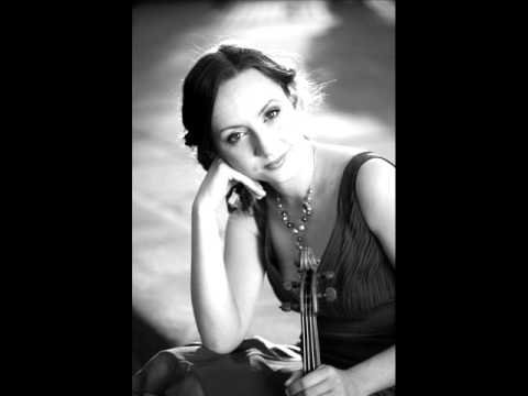Agata Szymczewska - Szymanowski Violin Concerto No.1, part 1
