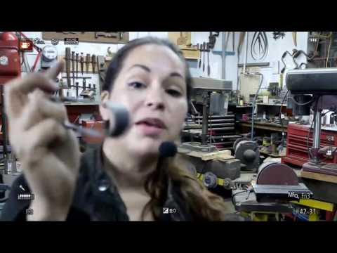 Blacksmithing and making cool things out of metal