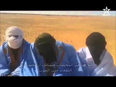 Le360.ma • Mouvement des jeunes pour le changement -Polisario