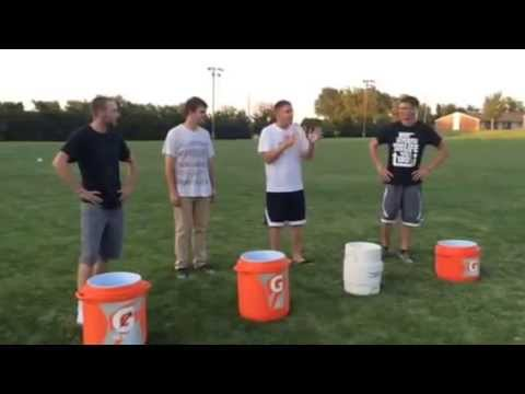 Barclay College Cross Country Ice Water Challenge