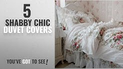 Top 10 Shabby Chic Duvet Covers [2018]: FADFAY Home Textile Beautiful European Vintage Floral Rose