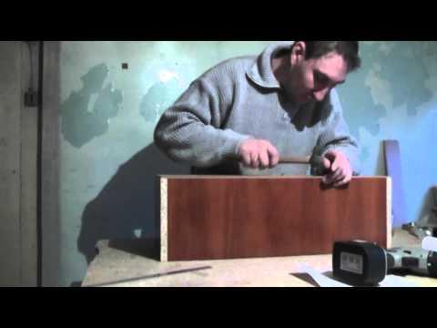 видео: №46 Делаем мебель